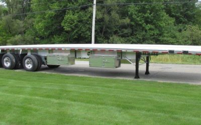 Your Source For Flatdeck Trailers Across Western Canada