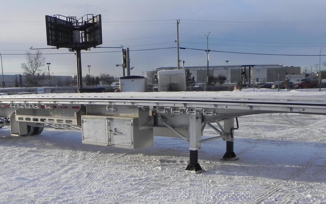 Your Source For Mac Flatbed Trailers across Western Canada