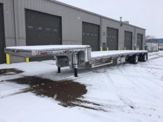 mac step deck trailers canada