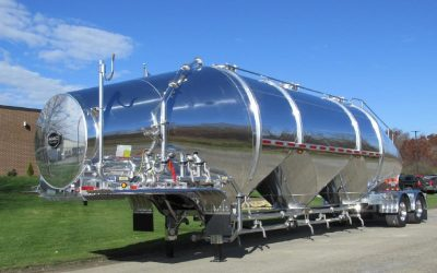Kingpin Trailers: Your Source For Pneumatic Trailers