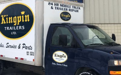 Safety Guaranteed with Kingpin Trailer Repairs & Maintenance