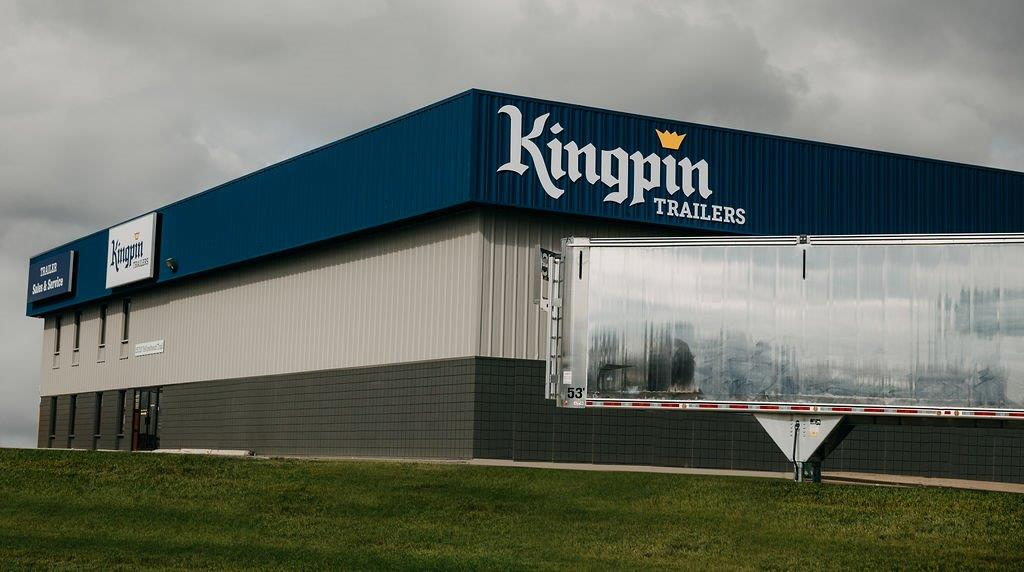 kingpin trailers