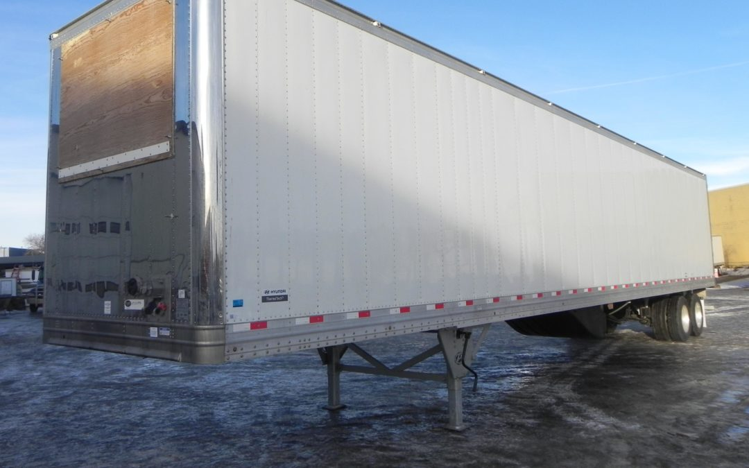 Kingpin Trailers: Alberta's Source for Reefer Trailers and More