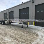 flatdeck trailers alberta