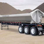 trail king side dump trailers