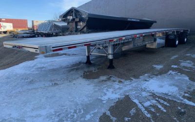 Kingpin Trailers: Proudly Supplying Western Canada With Mac Products