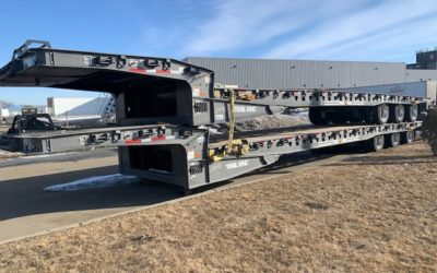 Benefits of Step Deck Trailers