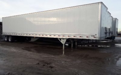 Discover the Benefits of Enclosed Cargo Trailers With Kingpin