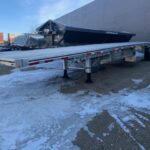 mac flatbed trailers canada