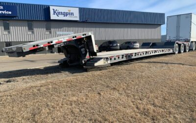 What Are the Benefits of Low Bed Trailers?